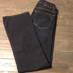 NWOT Buckle Black Bootcut Jeans